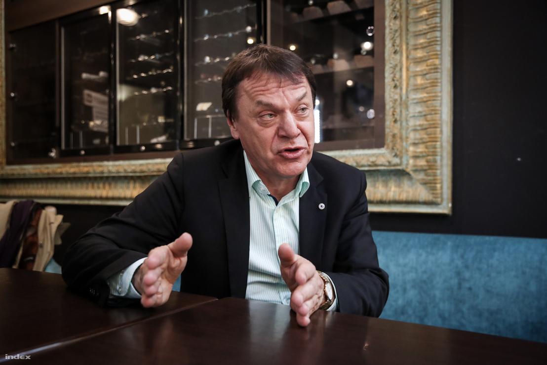 Molnár Miklós alpolgármester