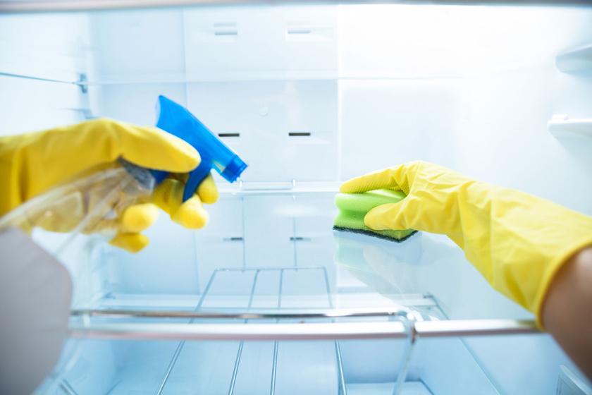 Milyen gyakran kell hűtőt takarítani? A minimális gyakoriság az egészségedért