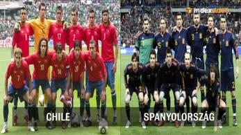 Jós: A spanyolok rossz taktikával, de nyernek