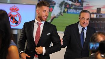 Kirúglak, Ramos! Kifizetsz, és már itt sem vagyok