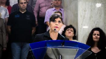 A román korrupcióellenes ügyészség leváltott vezetőjét jelölik az Európai Ügyészség élére