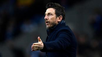 A BL-búcsú után kirúgták a Roma edzőjét