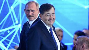 Április elején lesz döntés Mészáros Lőrinc két óriáscégének összeolvadásáról