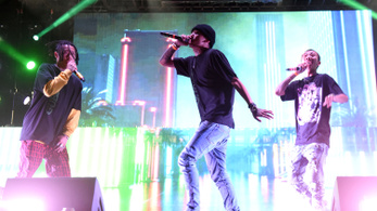A kínai hiphop célba vette Amerikát