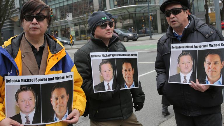 Kína meglobogtatta a saját aduit a Huawei-vezető ügyében