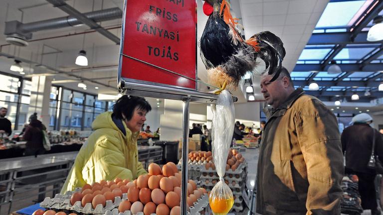Drágult a gyümölcs, olcsóbb lett a tojás