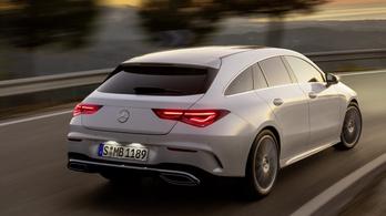 Formás lett a legújabb magyar Mercedes