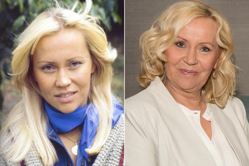 Agnetha az ABBA feloszlása után angol nyelvű szólókarrierbe kezdett, önéletrajzi könyve jelent meg, és Björnnel való válása után 1990-ben ismét férjhez ment, három évvel később pedig elvált.