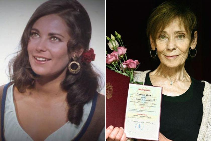 Venczel Vera 22 éves volt, amikor bemutatták az Egri csillagokat, melyben ő játszotta Cecey Évát, vagyis Vicuskát. A színésznő ma ünnepli 73. születésnapját.