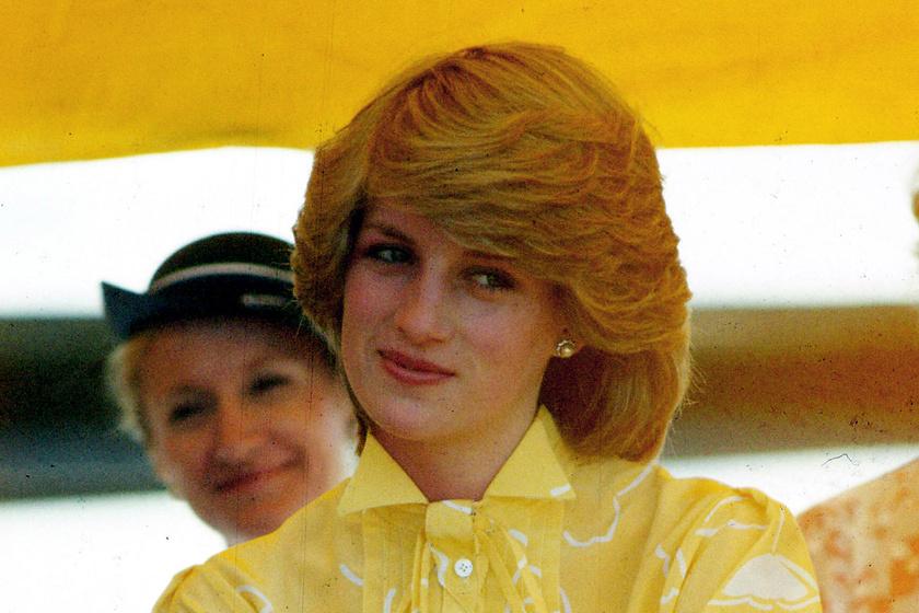 Diana hercegnő legszebb húsvéti szettjei: sárga ruhában tündökölt a templomban