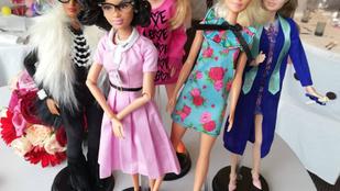 A 60 éves Barbie nőnapi üzenete