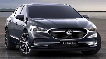 Ígéretesen néz ki a GM új luxusmodellje