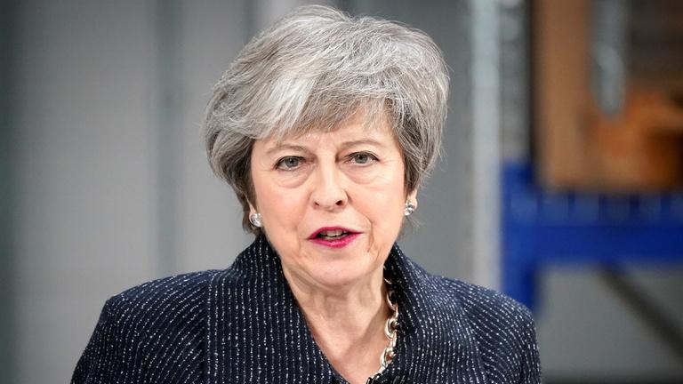 A brit kormányfő szerint akár el is maradhat a brexit