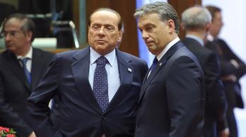Berlusconi felhívta Orbánt, és adott neki egy tanácsot
