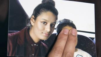Meghalt az Iszlám Államhoz szökött brit nő babája