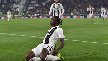 19 éves tinédzser volt a Juventus hőse