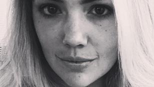 Kate Upton egy szoptatós fotóval ünnepelte a nőnapot