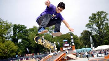 Nincs pénzük a magyar gördeszkásoknak a tokiói olimpiára