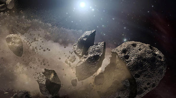 Nem biztos, hogy érdemes felrobbantani egy aszteroidát