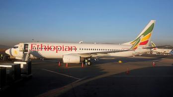 Lezuhant egy etióp utasszállító 157 emberrel a fedélzeten