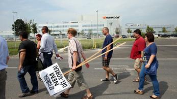 Hétfőtől újabb sztrájk várható a Hankooknál