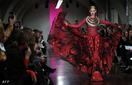 Fyodor Golan, 2012-2013. ősz-téli divatbemutató a londoni divathéten
