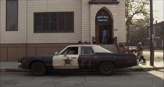 Egykor Mount Prospect rendőrségét szolgálta a Bluesmobile