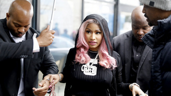 Megint elmaradt egy európai Nicki Minaj-koncert