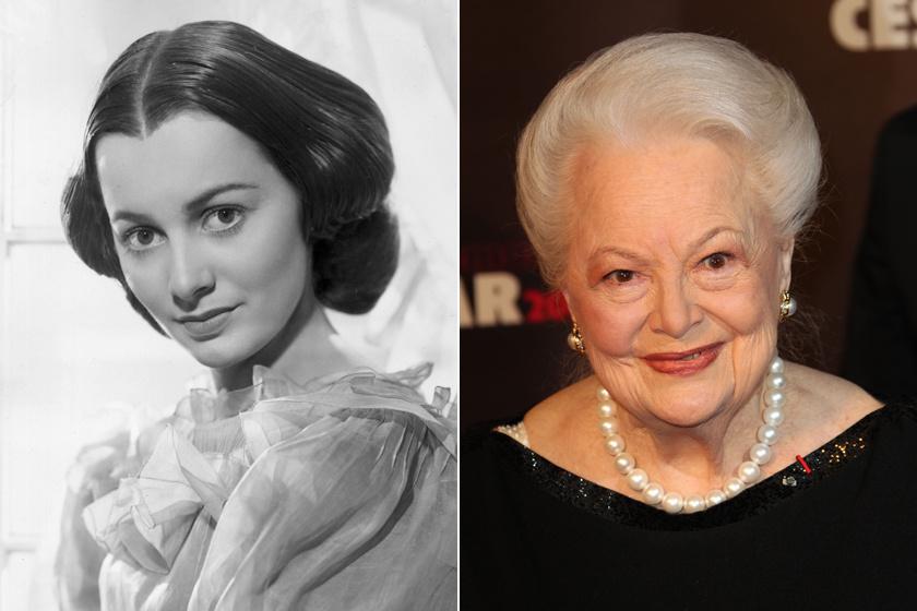 A 103 éves Olivia de Havilland nemcsak jó egészségnek örved, de elképesztően gyönyörű is.