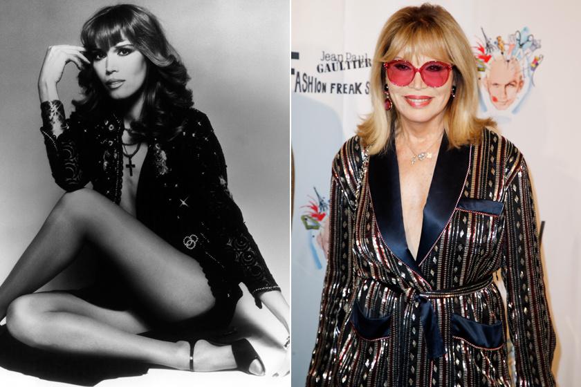 Amanda Lear bátran letagadhat tíz-húsz évet a korából. A 79 éves énekesnő a mai napig szeret merész ruhákba bújni.