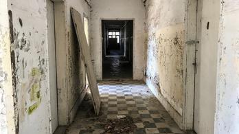 Omladozó falak és a puszta várja a fóti gyerekeket