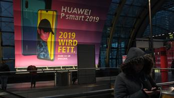 Németország nem tiltja ki a Huaweit