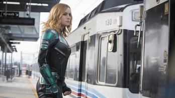 Az egész világon, nálunk is tarolt a Marvel Kapitány