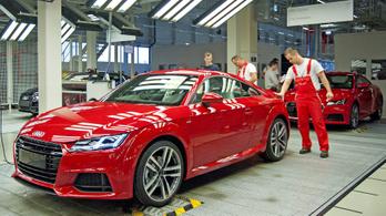 Bizonytalan az Audi TT jövője