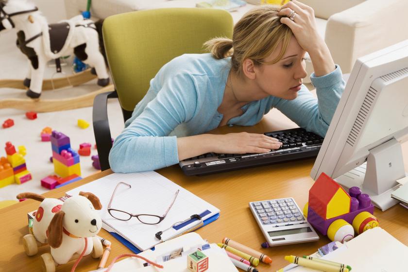 stressz nő ideges (2)