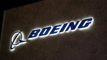 Tíz százalékot esett a katasztrófát követően a Boeing a tőzsdén