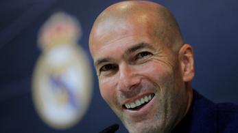 Hivatalos: Zinedine Zidane visszatér a Real Madridhoz