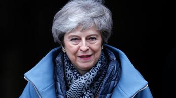 Áttörés jöhet a brexitben: Mayék jogilag kötelező erejű módosításokat értek el
