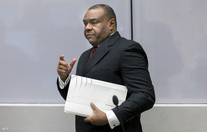 Jean-Pierre Bemba Gombo a 2016-os tárgyaláson