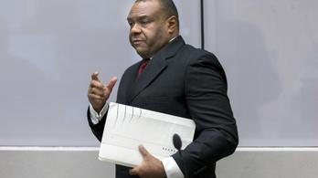 68 millió euróra perli a hágai bíróságot a volt kongói alelnök
