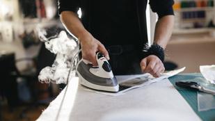Így tisztítsd meg a vasaló belsejét