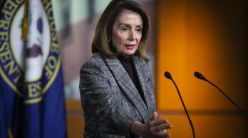 A demokraták vezetője nem akar impeachmentet Trump ellen