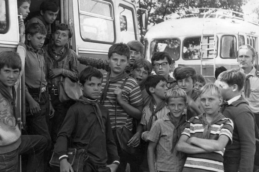 Emlékszel? Ilyen volt az osztálykirándulás a 70-es években - Nosztalgikus képek