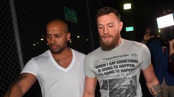 Letartóztatták Conor McGregort