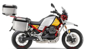 Két változat készül a Moto Guzzi V85 TT-ből