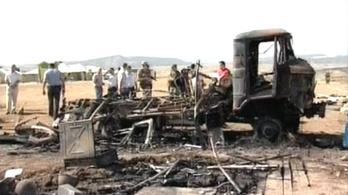 Öt halottja van egy öngyilkos merényletnek Dagesztánban