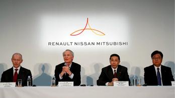 Megszületett a Renault-Nissan-Mitsubishi új vezetése