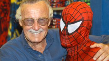 Stan Lee, a képregénypápa halála után még egy utolsó utáni filmben is feltűnik