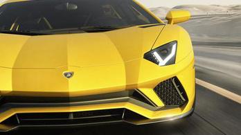 Kondenzátoros hibridet fejleszt a Lamborghini