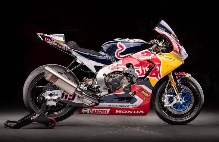 30 millióért eladó Nicky Hayden motorja f20730ff75
